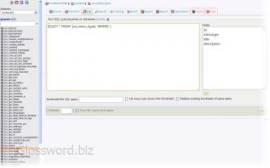 Run SQL query. / 1280×800, 148KB